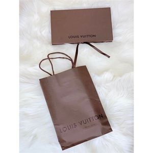 Louis Vuitton Gift Card Box